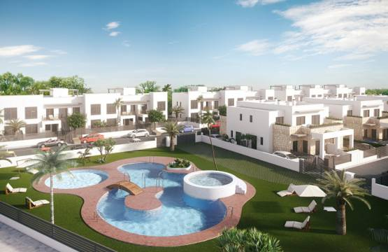 Townhouse - New Build - Torrevieja - Aguas Nuevas