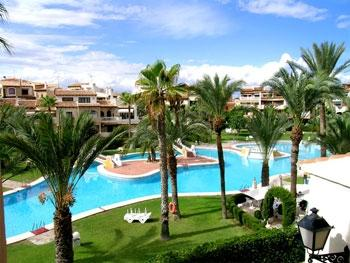 Apartment - Rent - Torrevieja - Playa de los Locos