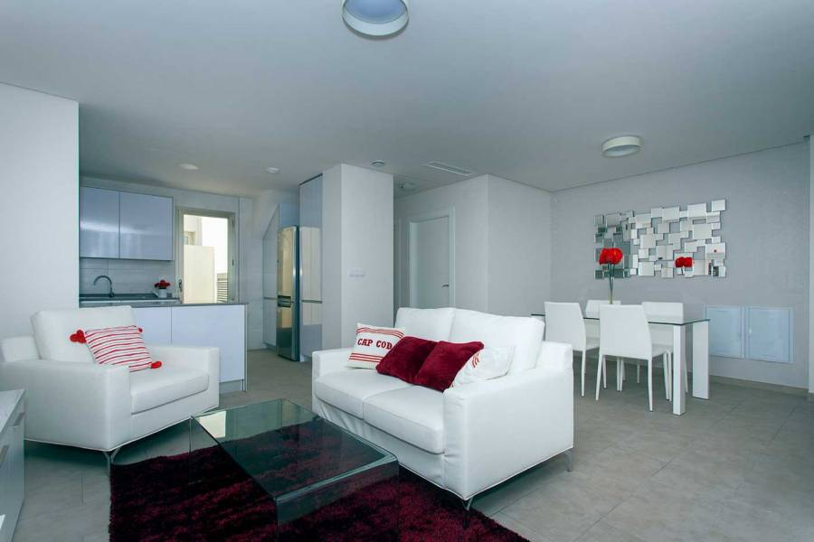 New Build - Townhouse - Torrevieja - Aguas Nuevas